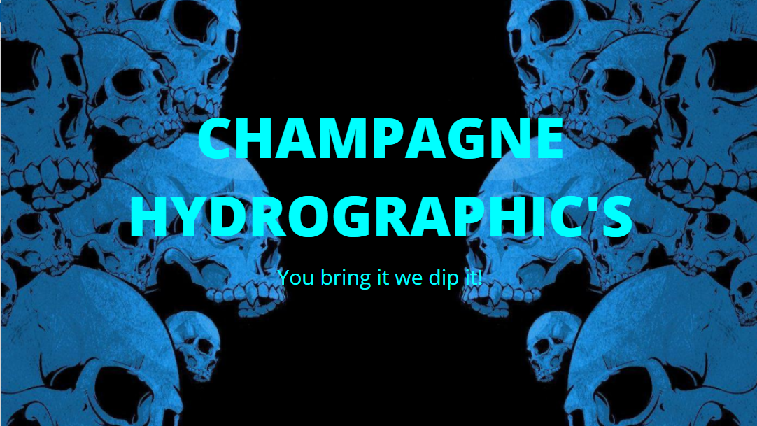 CHAMPAGNE HYDROGRAPHIC'S